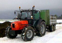 Same Dorado 80 Tractor