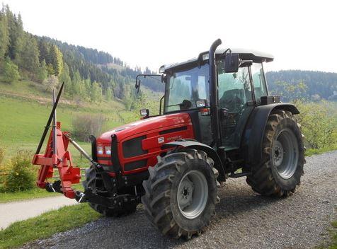 Same Dorado 90 Tractor