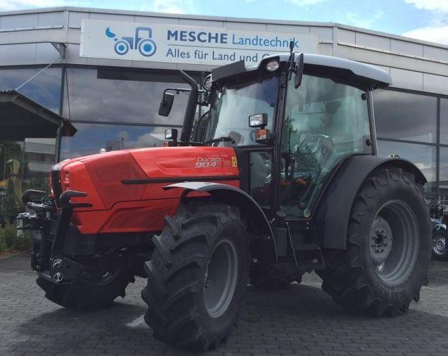 Same Dorado 90.4 Tractor