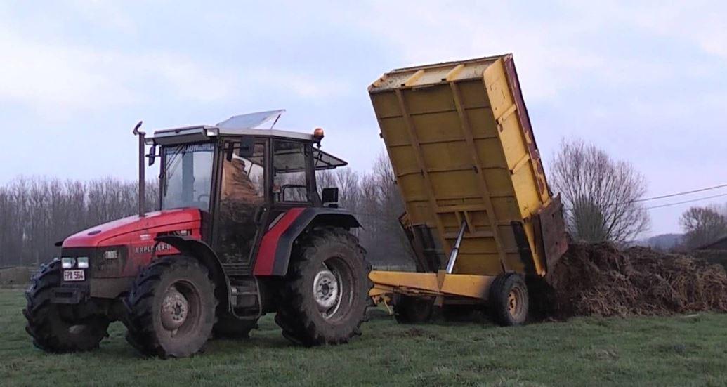 Same Explorer 80 Tractor