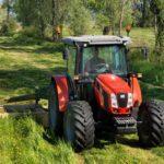 Same Explorer Open Field Tractors Information