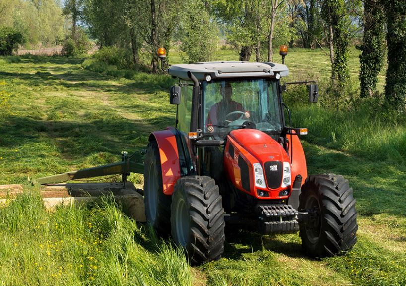 Same Explorer HD 120 Tractor
