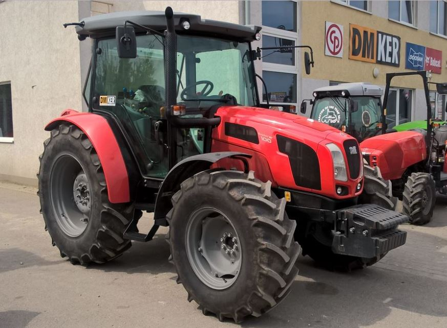 Same Explorer MD 100 Tractor