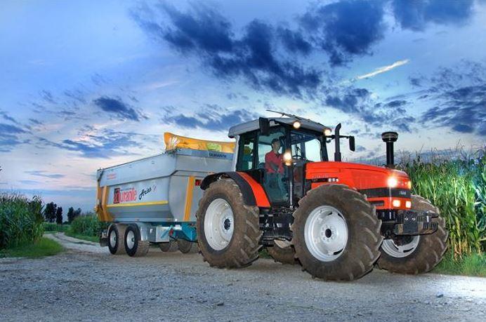 Same LASER³ 140 Tractor