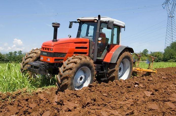 Same LASER³ 160 Tractor