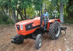 Same Tiger 35E Compact Tractor
