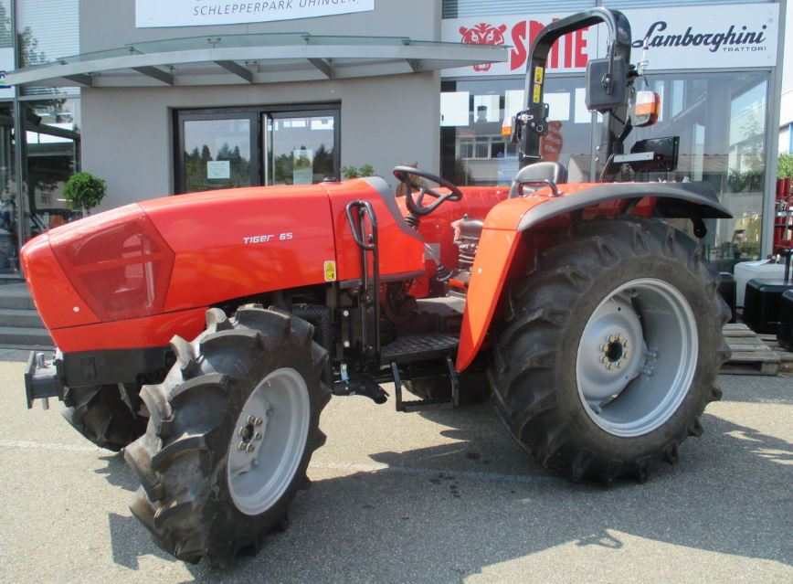 Same Tiger 65 Tractor
