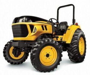 Yanmar LX410 Open Platform Tractor with ROPS