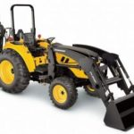 Yanmar LX Series Compact Tractors Parts Information