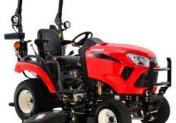 Yanmar SA221 Garden Tractor