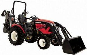 Yanmar SA424 Garden Tractor