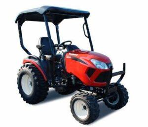 Yanmar SA424DHX Garden Tractor