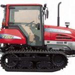 Yanmar T80 Track Tractors Information