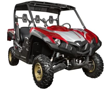 Yanmar UTV (Utility Task Vehicle) Bull YU700G (3 Seat Version)
