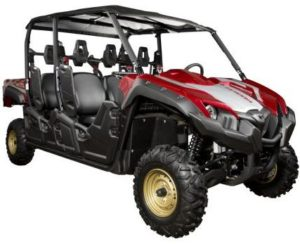 Yanmar UTV (Utility Task Vehicle) Longhorn YU700GMP (6 Seat Version)