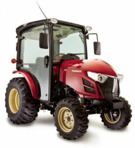 Yanmar YT235C Mini Tractor