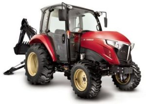 Yanmar YT347C Tractor
