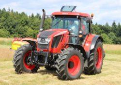 Zetor Crystal 150 Tractor