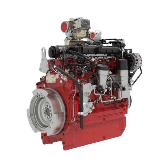 Zetor Crystal 160 Tractor engine