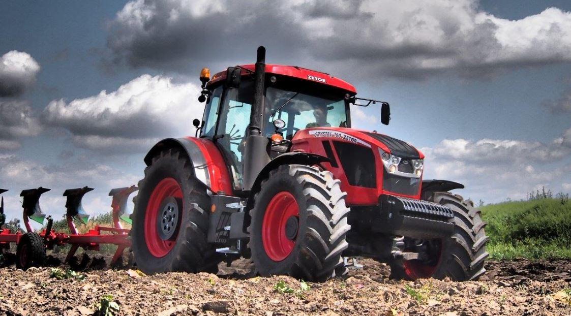 Zetor Crystal 160 Tractor