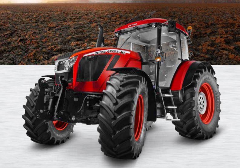 Zetor Crystal tractors