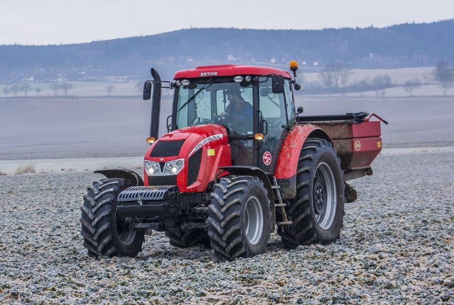 Zetor Forterra 140 HD Tractor