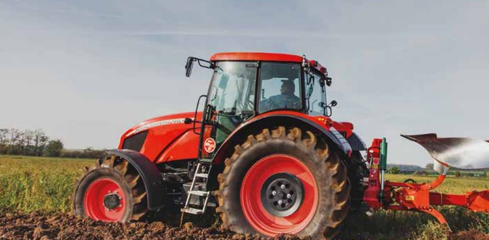 Zetor Forterra Tractor Hydraulics