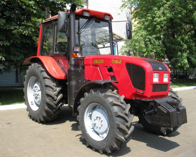 BELARUS 1025.5 Tractor