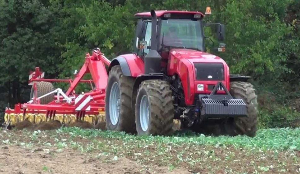 BELARUS 3522.5 Tractor