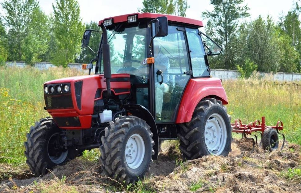 BELARUS 622 Tractor Main Facts