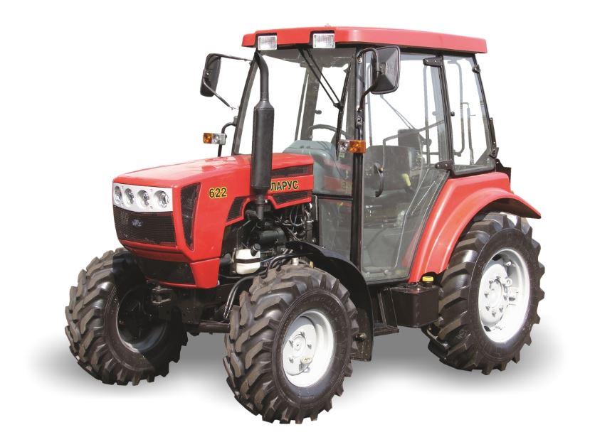 BELARUS 622 Tractor overview