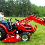 Branson Mini Tractors: 00 Series Model Ex-showroom Price Specifications