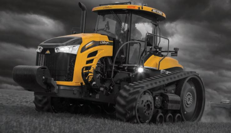 Challenger MT755E Track Tractor