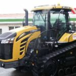 Challenger MT700E Series Track Tractors Features Specs Images