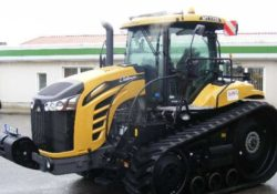 Challenger MT775E Track Tractor