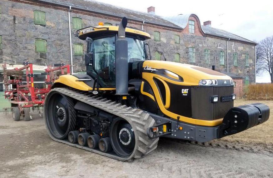 Challenger MT855C Tractor