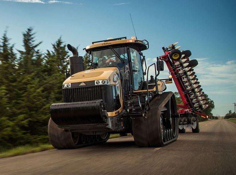 Challenger MT855E Track Tractor