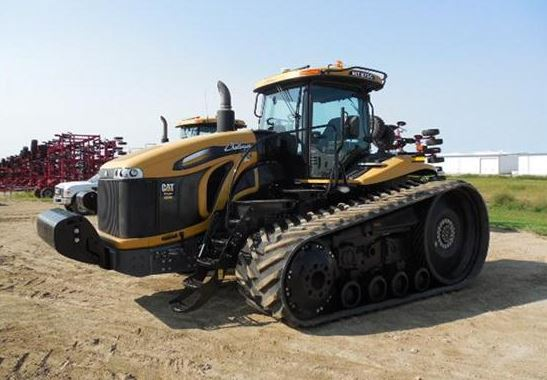 Challenger MT875C Special Application Tractor