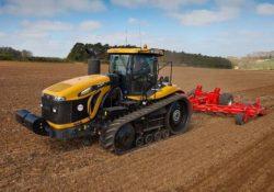 Challenger MT875E Track Tractor