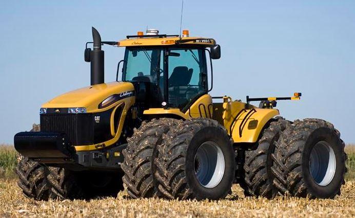 Challenger MT975C Articulated 4-Wheel Drive Tractor