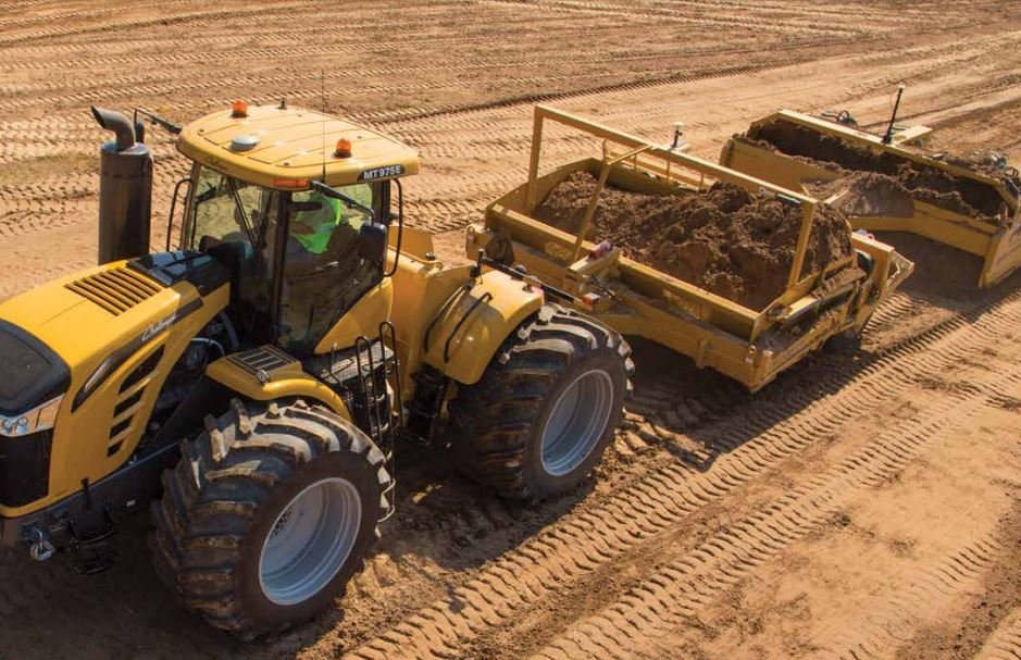 Challenger MT975E Special Application Tractor
