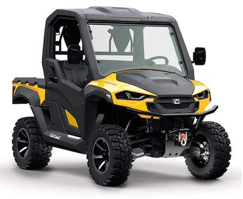 Side By Side Utv >> Cub Cadet Challenger Utility Vehicle Specs Price Features