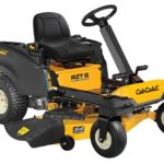 Cub Cadet RZT S Series Zero Turn Rider Mowers Information