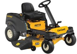 Cub Cadet RZT S 54 KH Four Wheel Steer Zero Turn Rider Mower