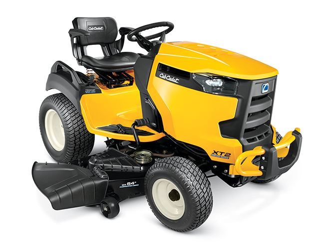 Cub Cadet XT2 GX54 inch D Garden Tractor with Fabricated deck
