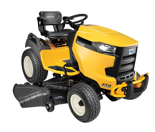 Cub Cadet XT2 GX54 inch Garden Tractor with Fabricated deck
