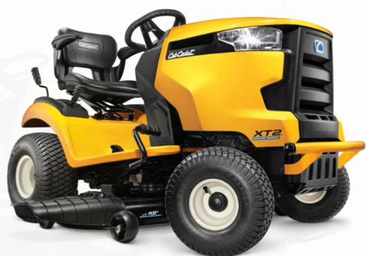 Tractor Chassis Design : Cub cadet xt enduro series lawn tractors price specs