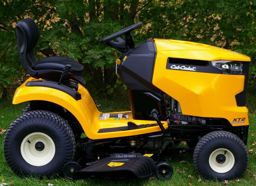 Cub Cadet Lawn Tractor Front Bumper : Cub cadet xt enduro series lawn tractors price specs