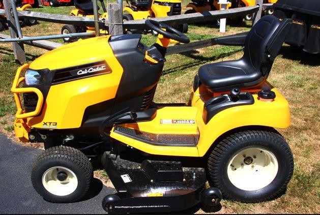 Cub Cadet Xt1 Front Bumper : Cub cadet xt enduro series garden tractors price specs pics