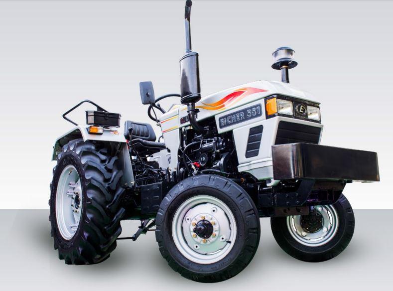Eicher 551 Tractor
